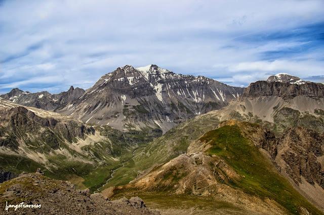 Pointe de Lanserlia, 2909m, Savoie, Rhone-Alpes