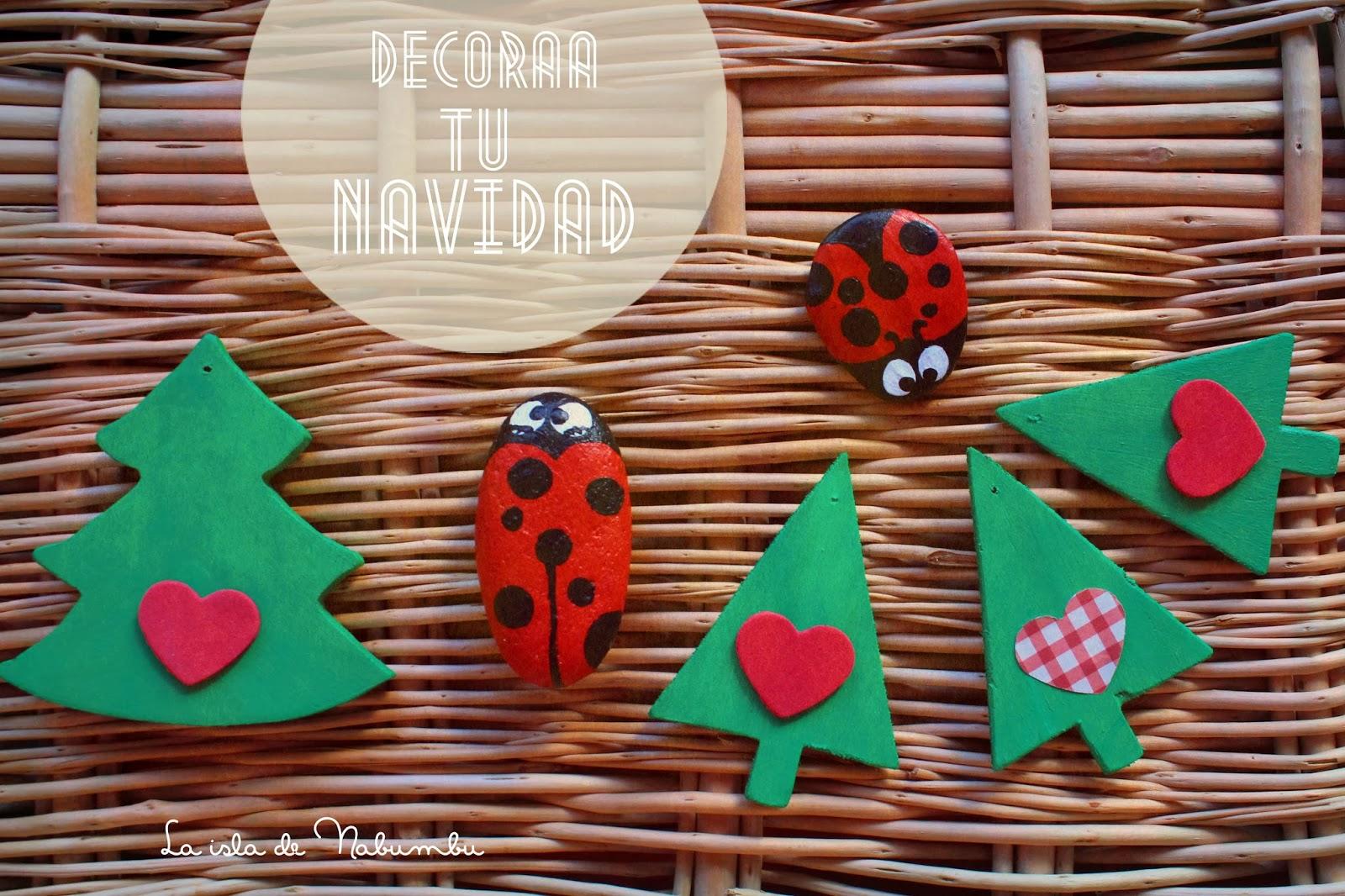 La isla de nabumbu decora tu rbol de navidad - Decora tu arbol de navidad ...