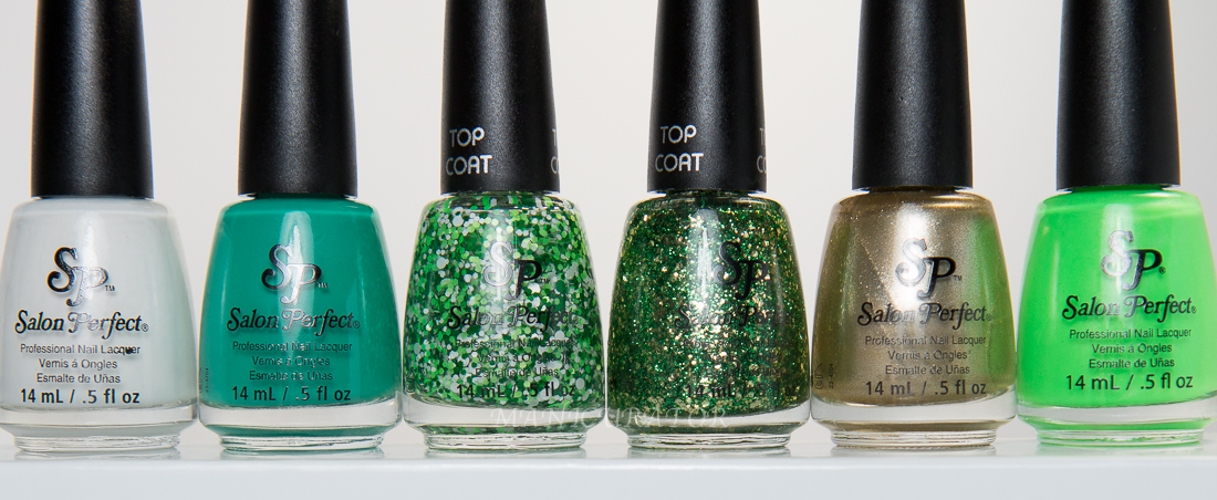 Salon-Perfect-St-Patrick's-Sham-Rock-Your-Socks-Off-Nail-Art-Giveaway