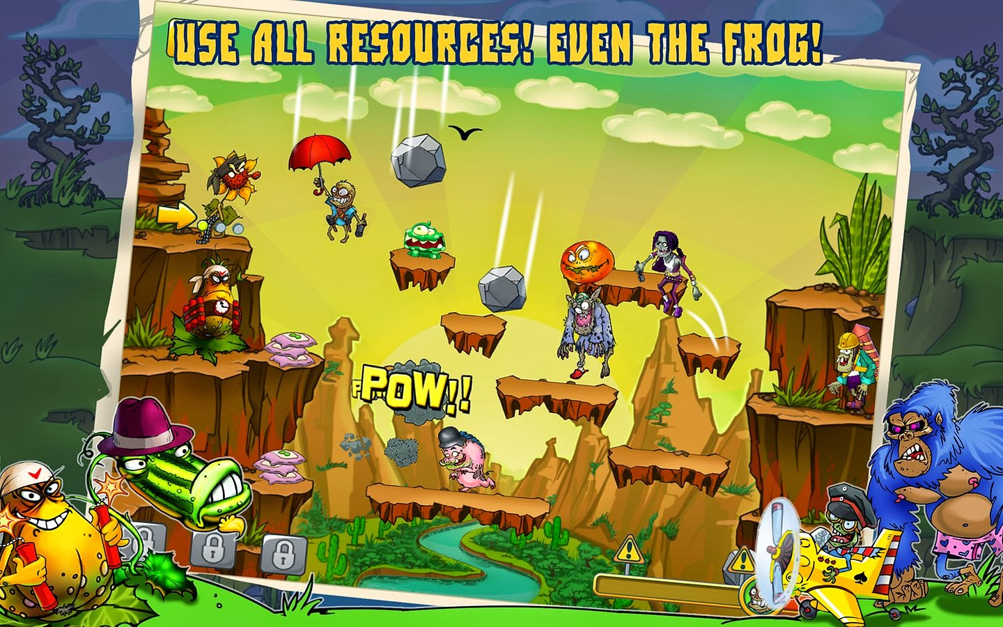 Zombie Harvest v1.0.14 Apk Mod for Android