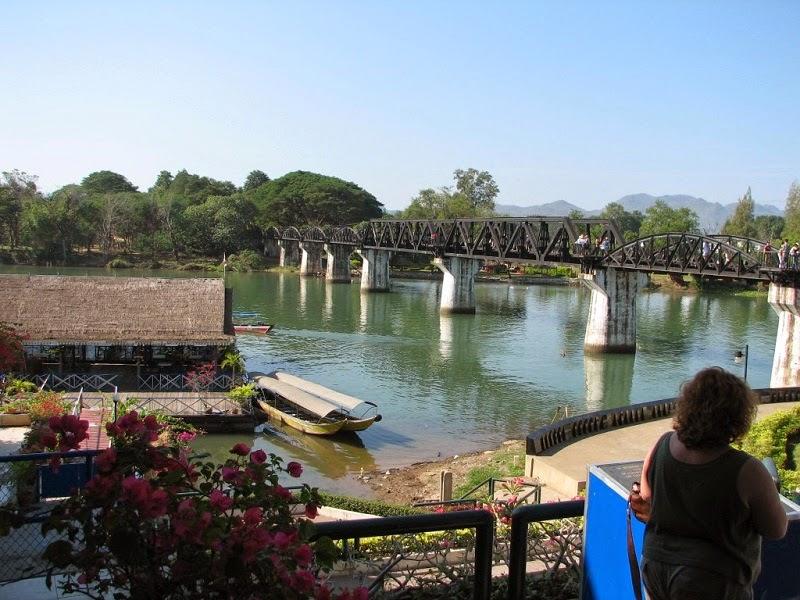 sungai kwai di bangkok