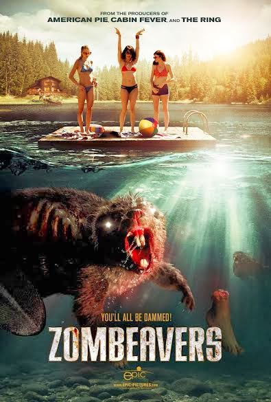 zomb Castores Zombies Torrent   Legendado Bluray 720p (2014)