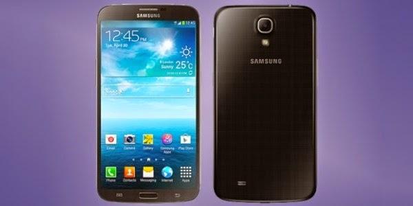 Spesifikasi dan Harga Samsung Galaxy Mega 2