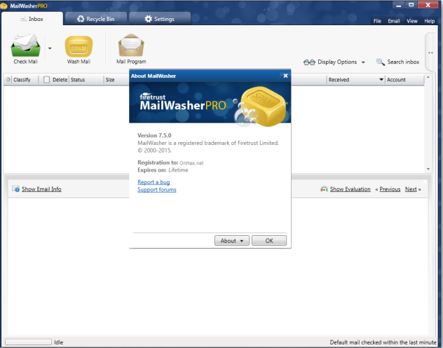 free download MailWasher