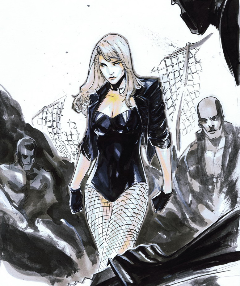 Black Canary (DC Comics) Character Review - Ready for Fight
