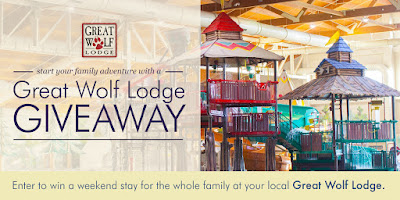 Win Great Wolf Lodge 2015 Enter The Great Wolf Lodge