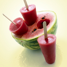 this is very refreshing when sweet watermelons are in season