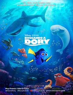 Finding Dory (Buscando a Dory) (2016)