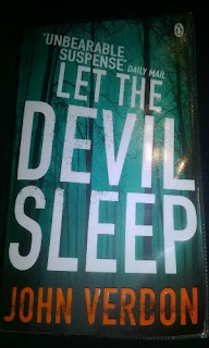 Book Review: Let The Devil Sleep By John Verdon