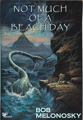 not much of a beach day written by bob melonosky