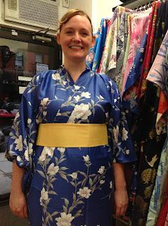 Kimono from Kimono House NY