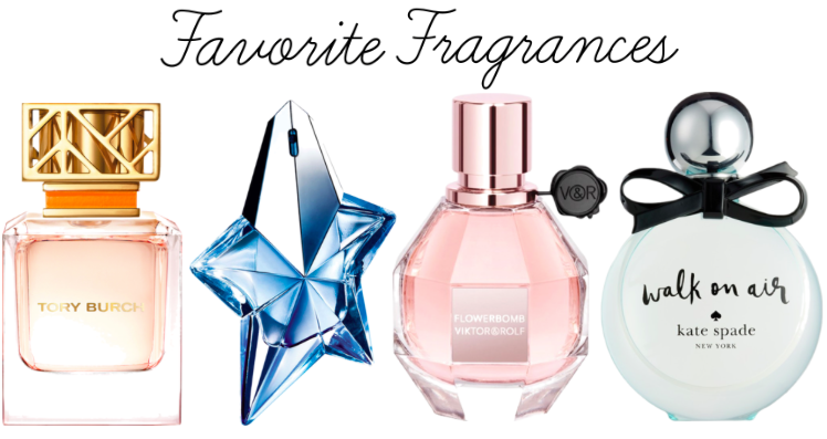 Perfumes I Love