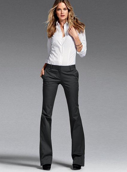 Innovative Chic Navy Blue Pants - Trouser Pants - Dress Pants