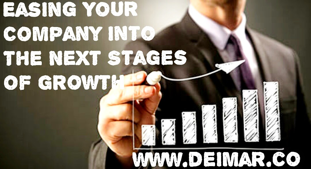 Easing Your Company into the Next Stages of Growth