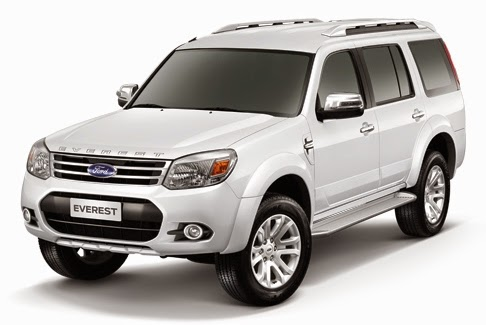 Minh Anh car cho thuê Ford Everest 7 chỗ