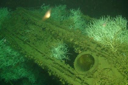 72 Tahun Menghilang, Kapal Selam Penghancur Ditemukan