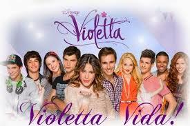 """""""Violetta"""" blog dla fanów serialu"""