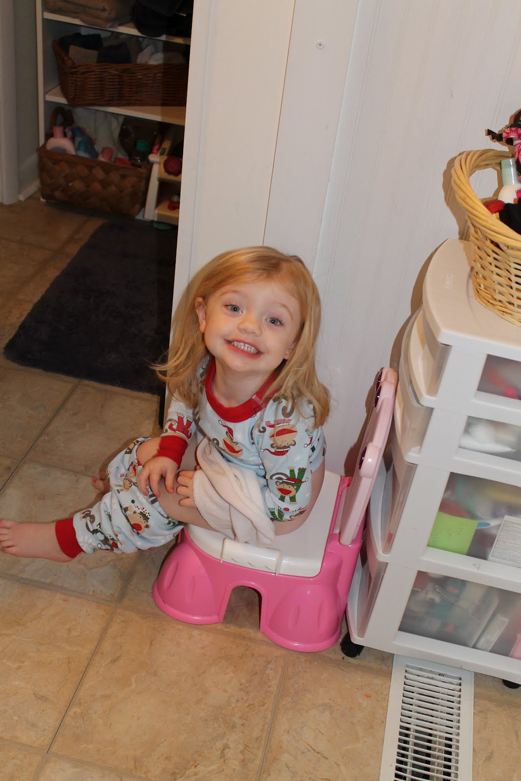 How to Start Potty Training a 1-2 Year old Toddler