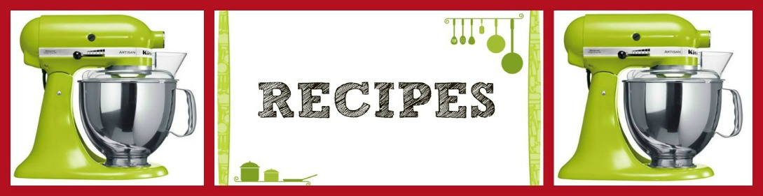 "<p align=""center"">RECIPES</p>"