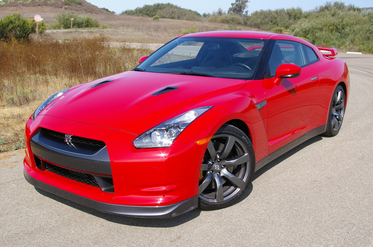 The 2012 GT-R is Pure