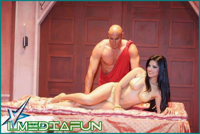 Sunny Leone's Sunny Hindi Sacred Rituals(Hot Photos 2013) Part 1