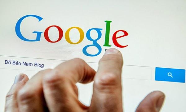 Hướng dẫn cách cài đặt Google làm trang chủ