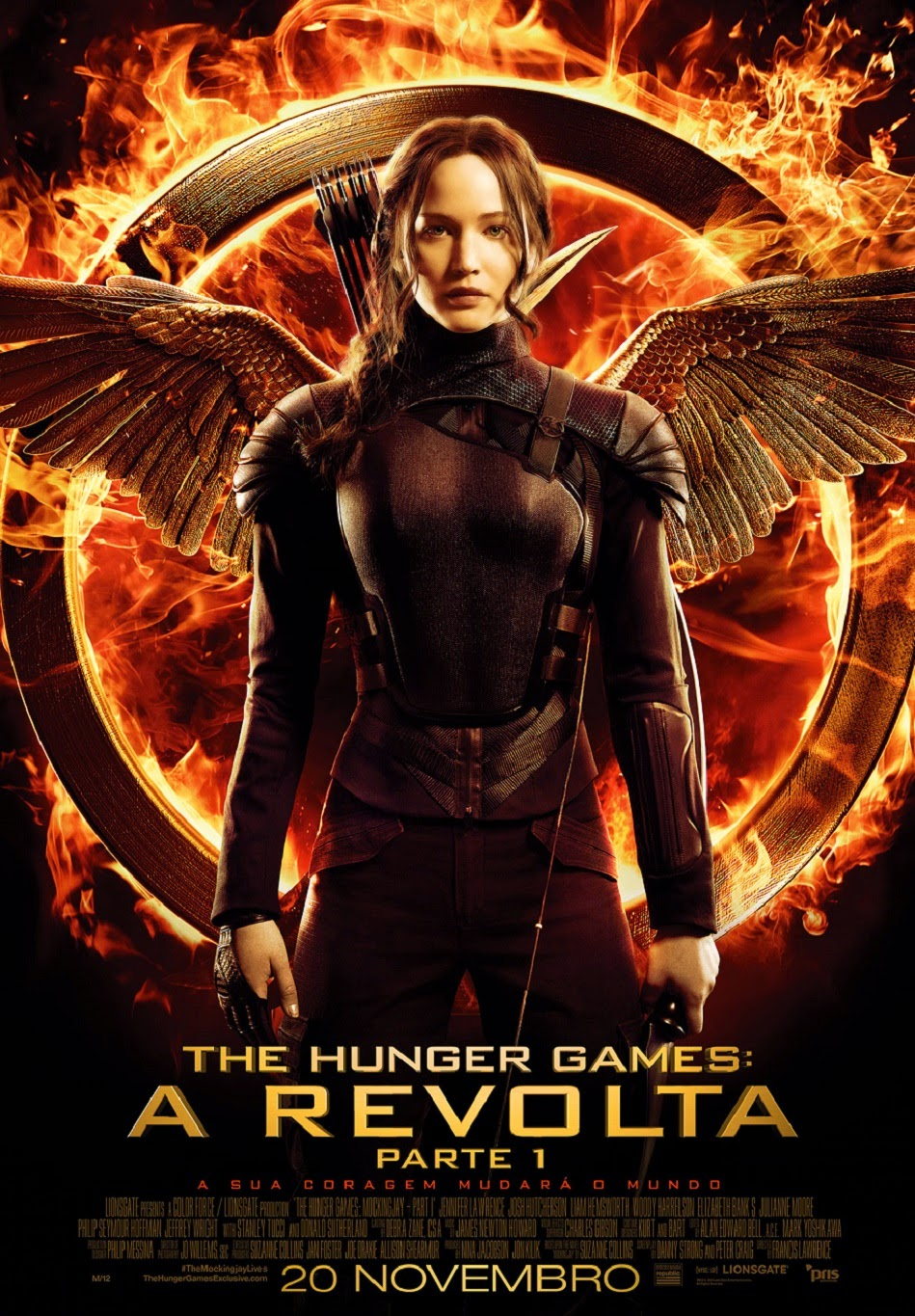 The Hunger Games: A Revolta – Parte 1