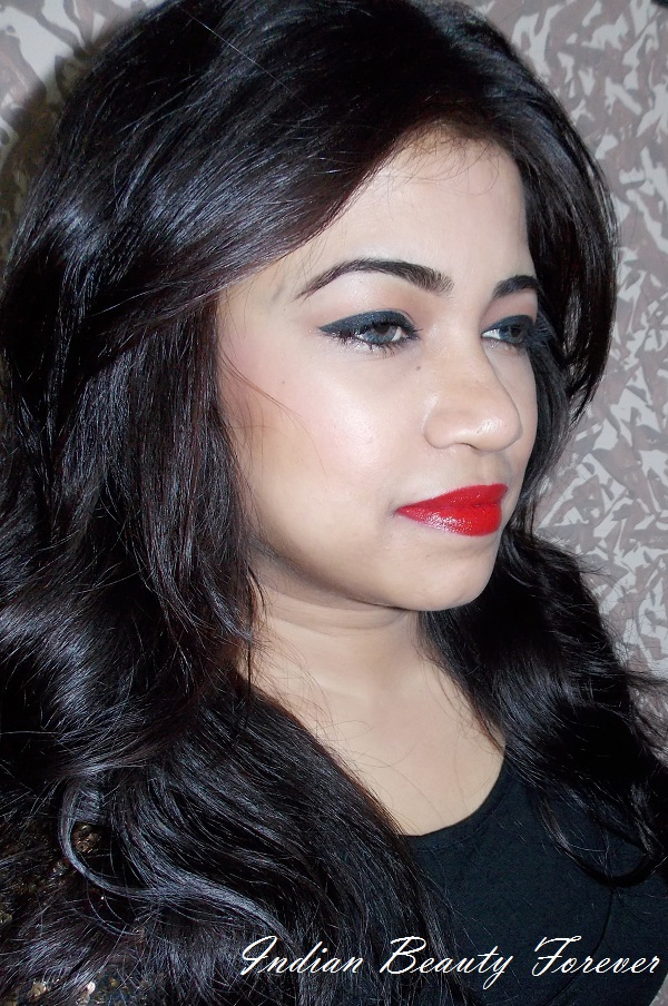Aishwarya Rai inspired makeup Look tutorial