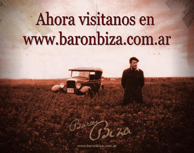 RAUL BARON BIZA - Sitio No Oficial del escritor argentino