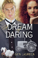 Novel by Gen LaGreca: A Dream of Daring