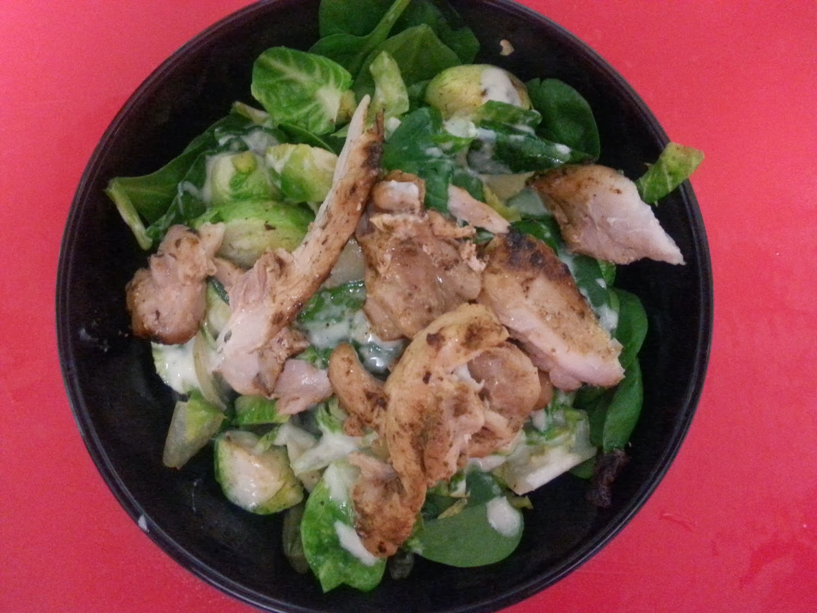 Brussel-Caesar-Salad-Chicken