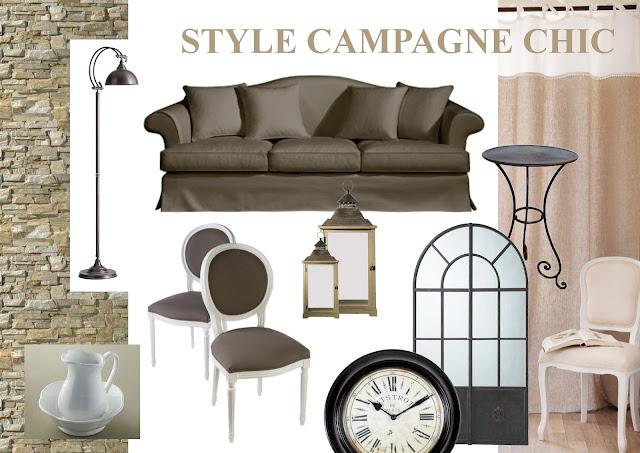 les couleurs de vos jours le blog le style campagne chic. Black Bedroom Furniture Sets. Home Design Ideas