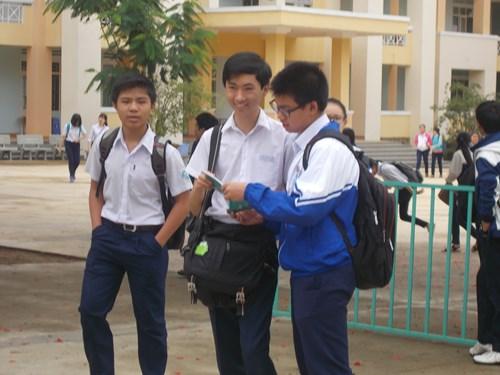 Gia Lai: Công bố điểm xét tuyển vào lớp 10 trường chuyên Hùng Vương