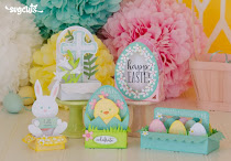 Easter Box Cards SVG Kit - Free with purchase of $9.98 or more