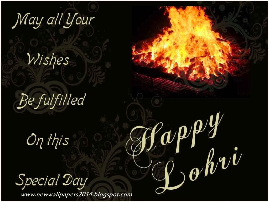 Happy Lohri 2014 Wallpapers And Images Download   Auto Design Tech