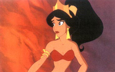 Also I find the role is played quite well in animated movies.