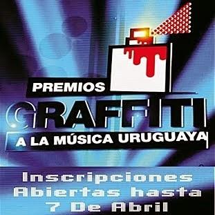 Premios Graffiti 2014: Inscripciones Abiertas