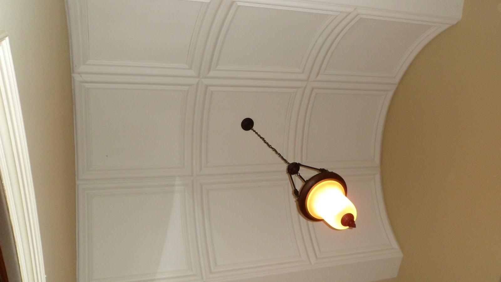 Foyer Ceiling Reviews : Benjamin moore metallic glaze paint best