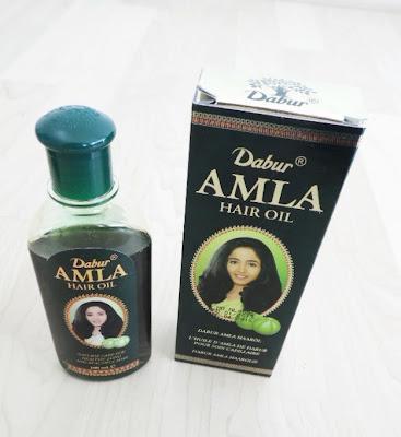 Dabur Amla | Hair Oil | olejek do włosów - mój olejowy KWC