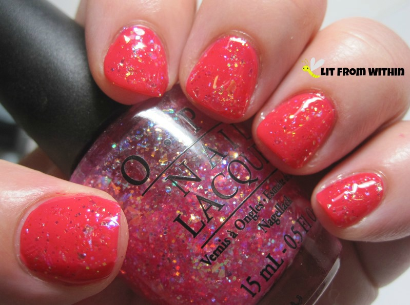 OPI I Lily Love You