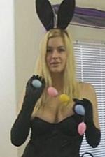Danielle FTV Easter Bunny Fetish!