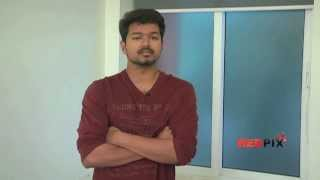 Actor Vijay Goes On Hunger Strike Today Or Tommorrow On Thalaivaa Issue 16-08-2013