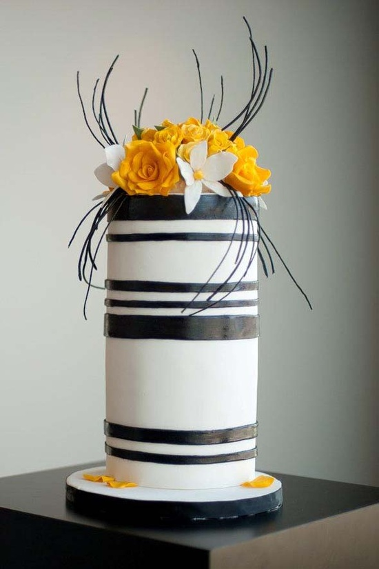 Wedding Cake Tall Top Tier
