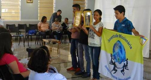 Diocese de Franca (SP) tem seu primeiro grupo de Juventude Missionária