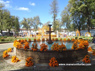 Dia de Muertos en Patzcuaro Michoacan