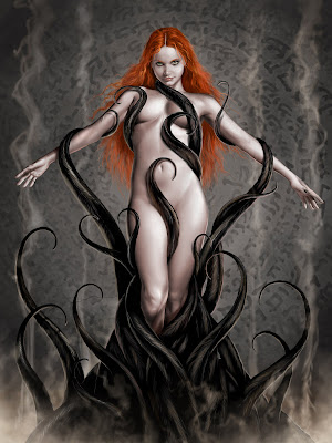 Lilith by Isra Llona