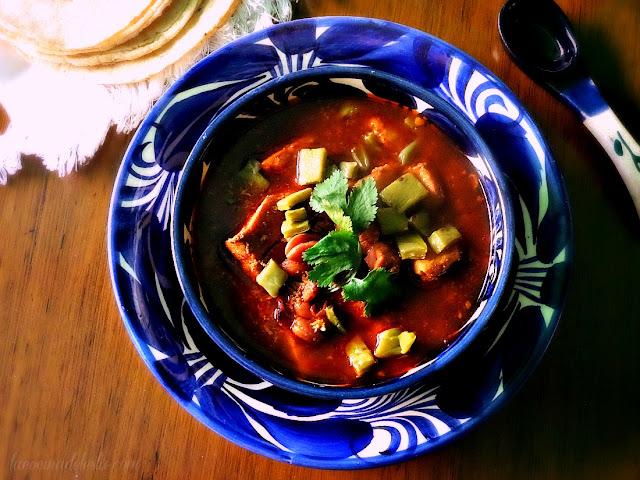 Pork Chile Colorado - lacocinadeleslie.com