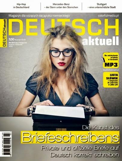 Deutsch Aktuell 69 Marzec-Kwiecień 2015