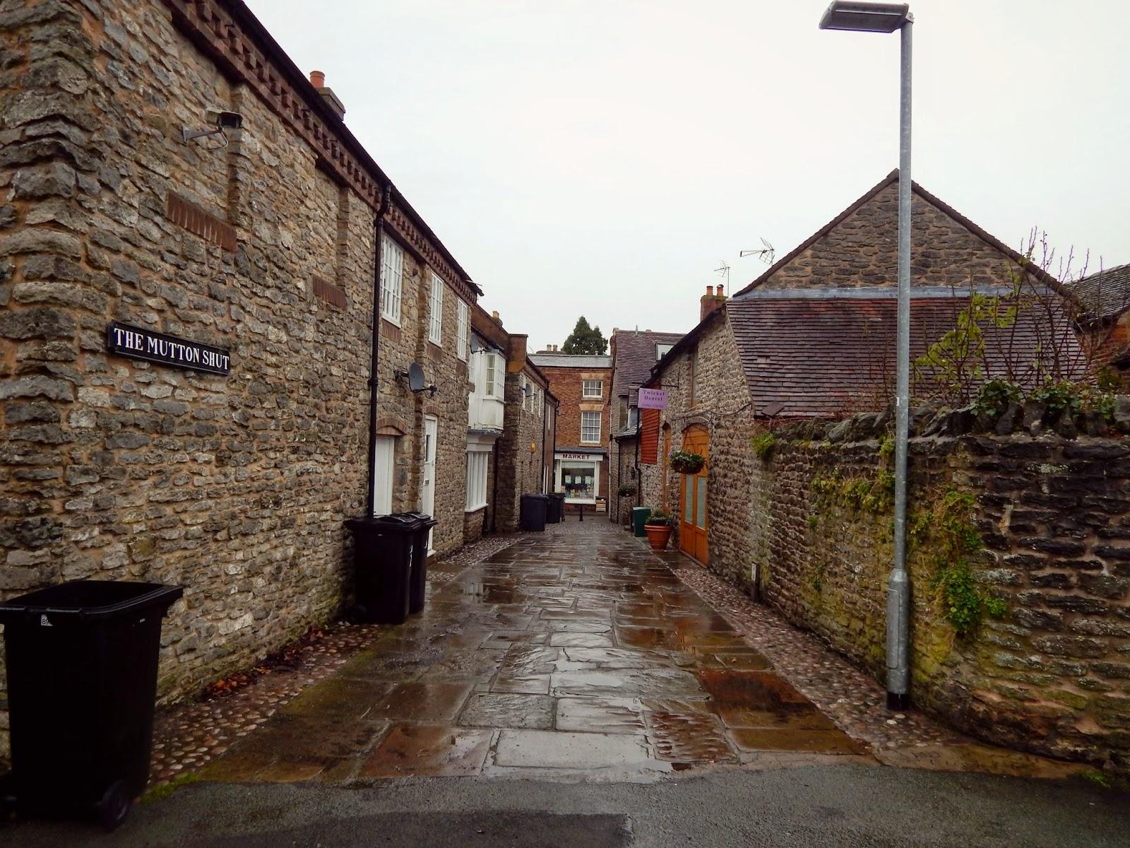 Much Wenlock Street