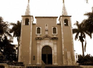 Iglesia Santa Ana Merida